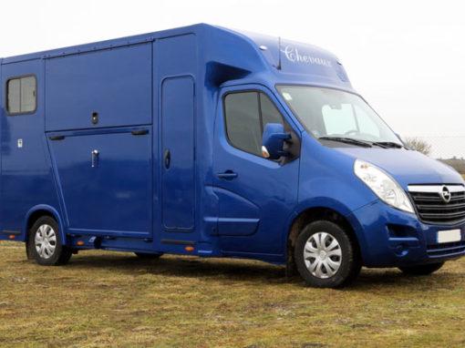 OPEL MOVANO DCI 170 carrosserie avec cabine approfondie équipée