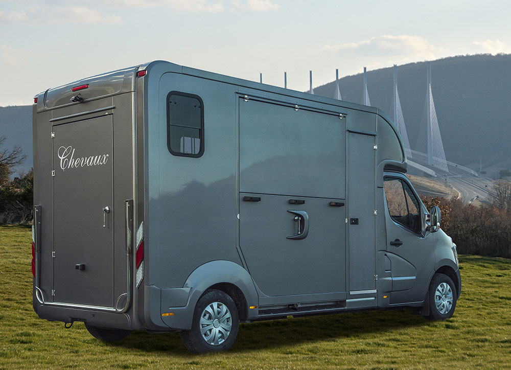 Camion chevaux vl home car