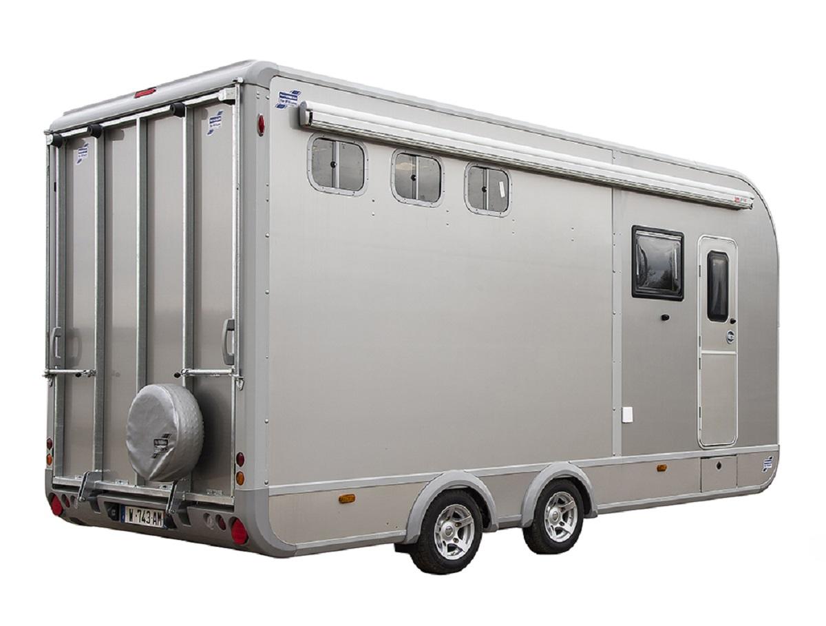 Occasion Van Eventa 3 Places Home Car Complet Laissac