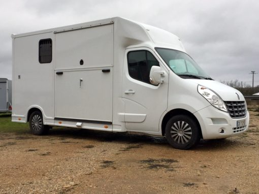 CAMION STALLE RENAULT MASTER III DCI 125 L3 – 111 500 km