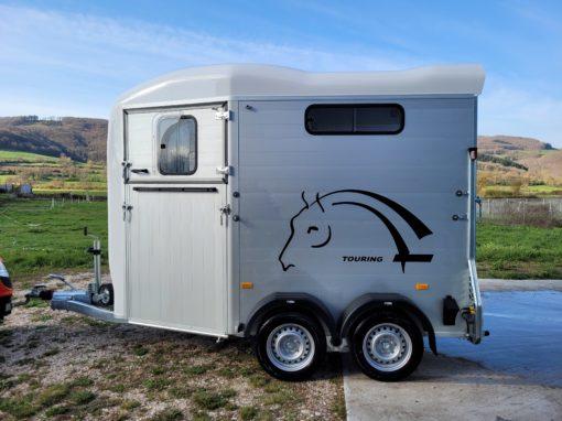 SUR COMMANDE- Van Touring Country 2 places Cheval Liberté