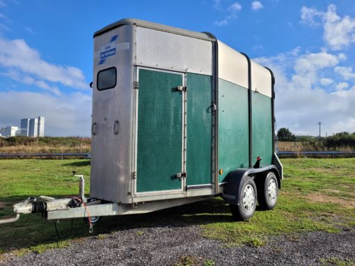 DISPONIBLE – Van 2 places occasion Ifor Williams HB 505
