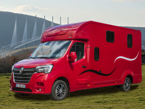DISPONIBLE – Renault Master STALLE avec cabine approfondie Occasion ultra récente